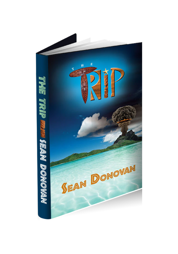 """The Trip"" book cover"