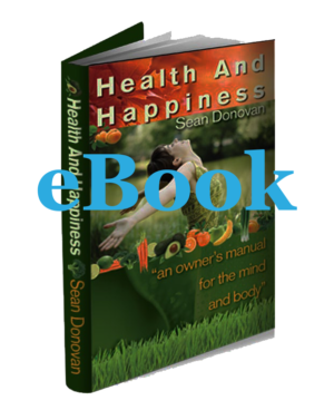 Health and Happiness eBook cover